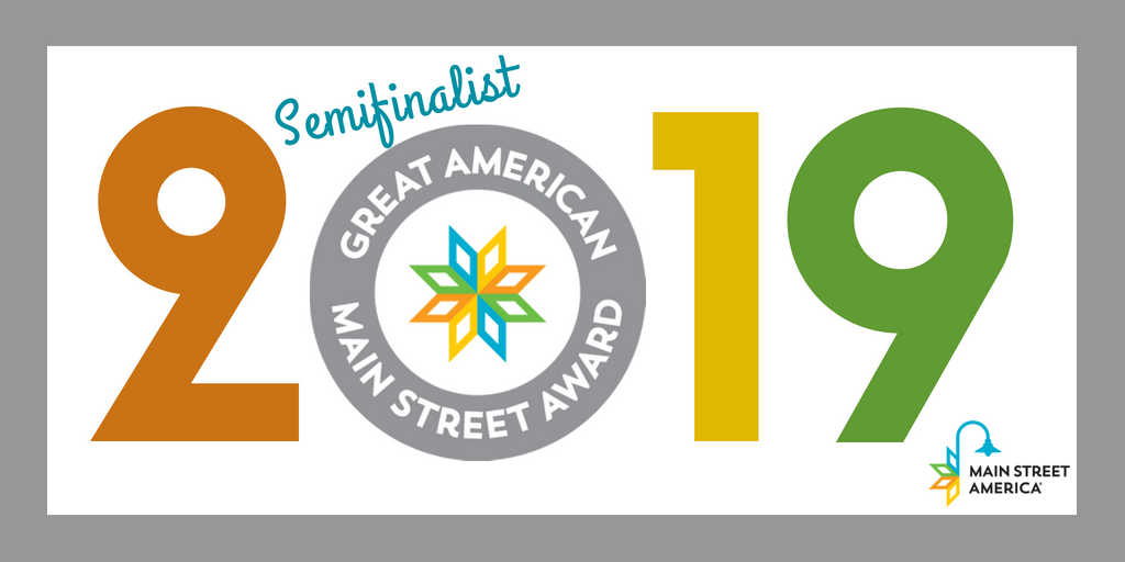 2019 Great American Main Street Award Semifinalist