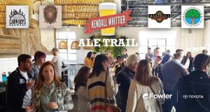 Kendall Whittier Ale Trail