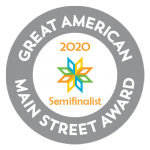2020 Great American Main Street Award Semifinalist