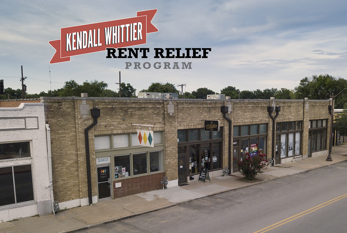 Foundations, nonprofit partner for business rent relief