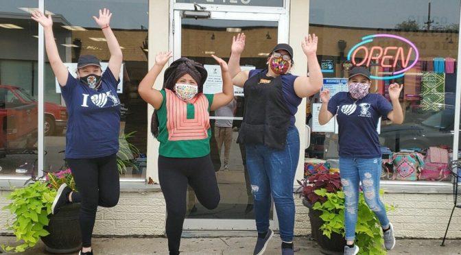 KW Masks Up!