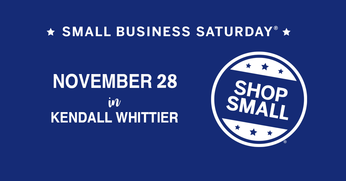 Celebrate Small Business Saturday safely in 2020