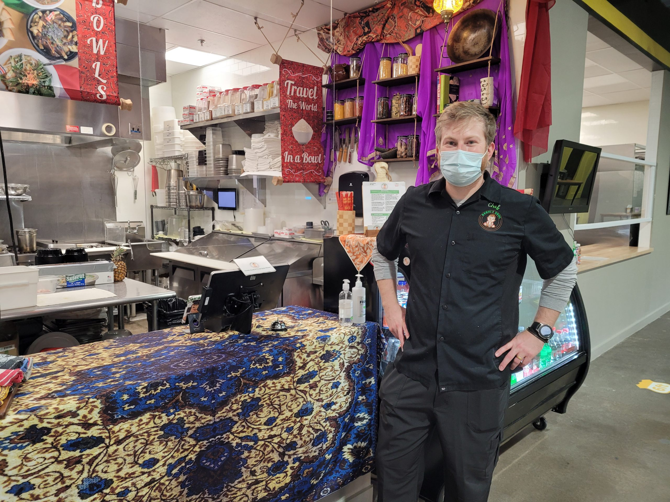 FEATURE: Bodhi's Bowl brings global inspiration to Tulsa