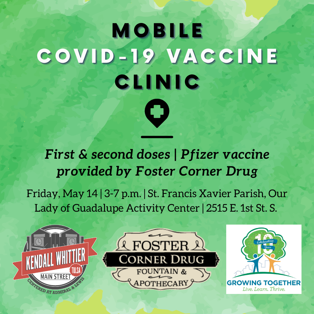 Kendall Whittier to host another COVID-19 vaccine clinic