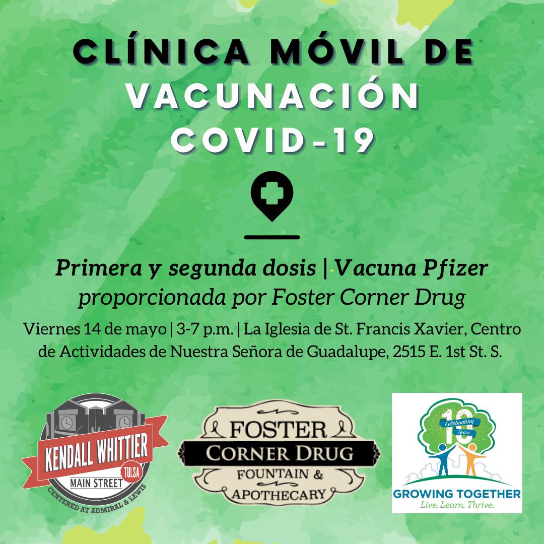Kendall Whittier albergará otra clínica de vacunación COVID-19