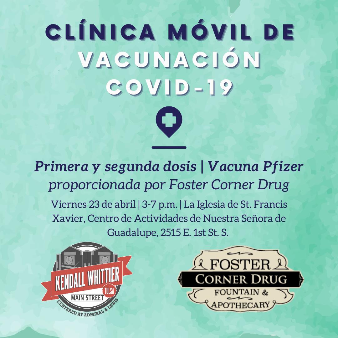 Kendall Whittier será la sede de la clínica de vacunación COVID-19