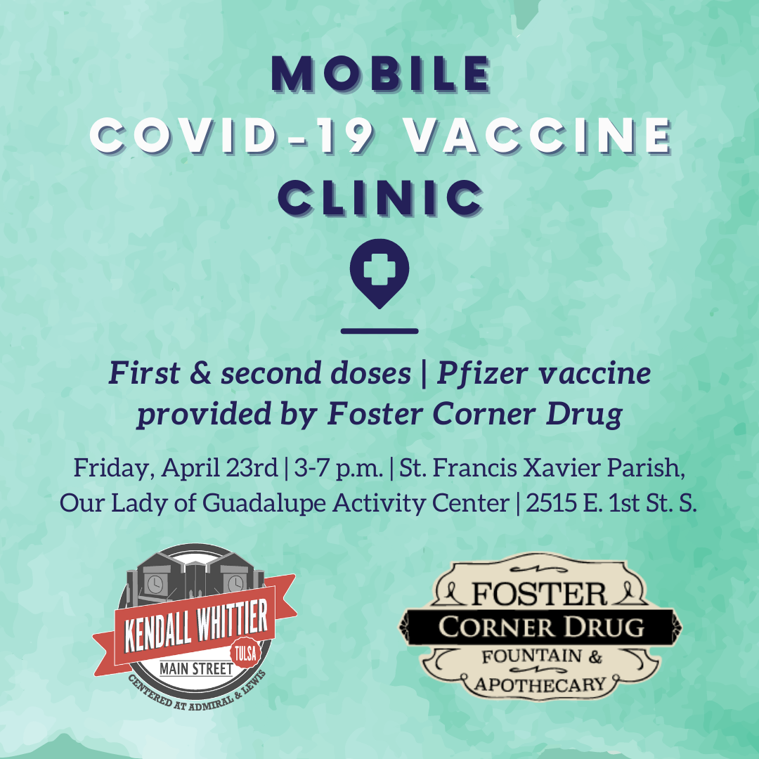 Kendall Whittier to host COVID-19 vaccine clinic