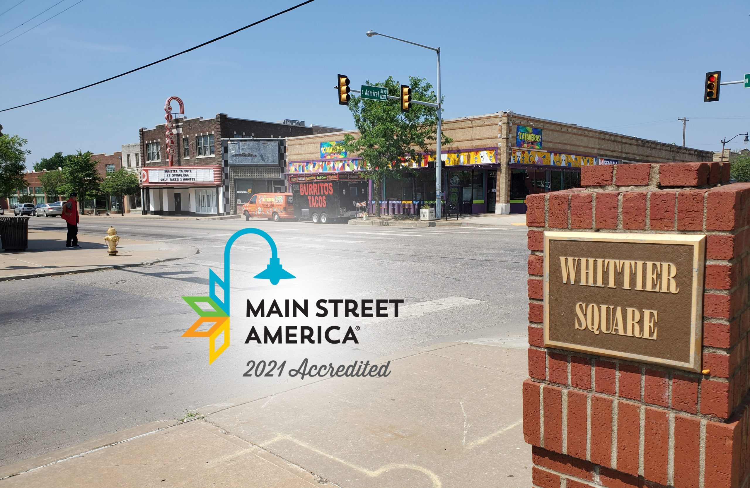 KWMS Receives 2021 National Main Street Accreditation