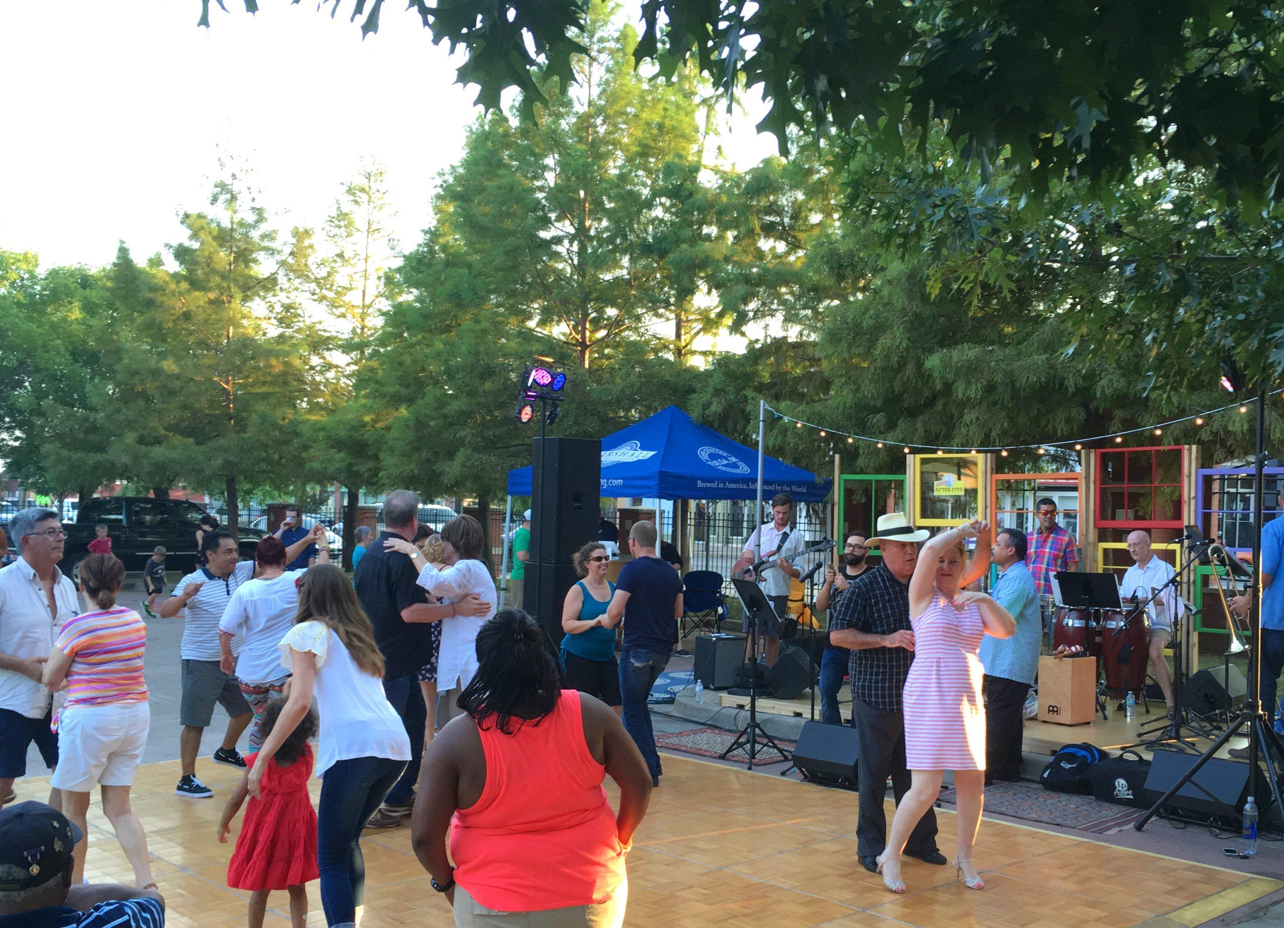 Dancing the night away: Salsa Night returns to KW