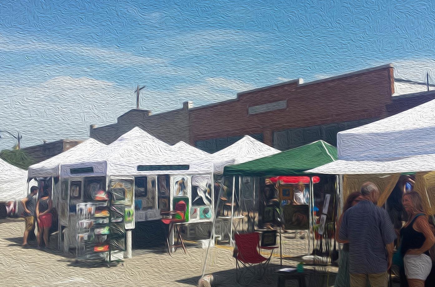 Arts Festival takes over Whittier Square Saturday